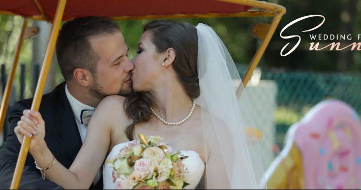 Vicky & Peti esküvői filmje